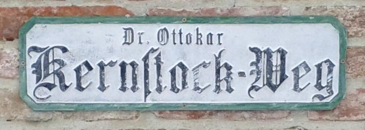 Dr. Ottokar Kernstock Weg