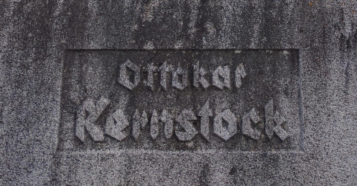 Kernstockdenkmal in Vorau